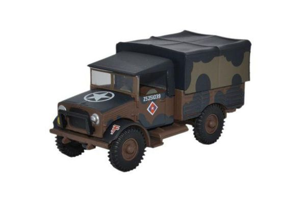 OXFORD 1/76scale British Army Mickey Mouse Bedford MWD  [No.OX76MWD001]