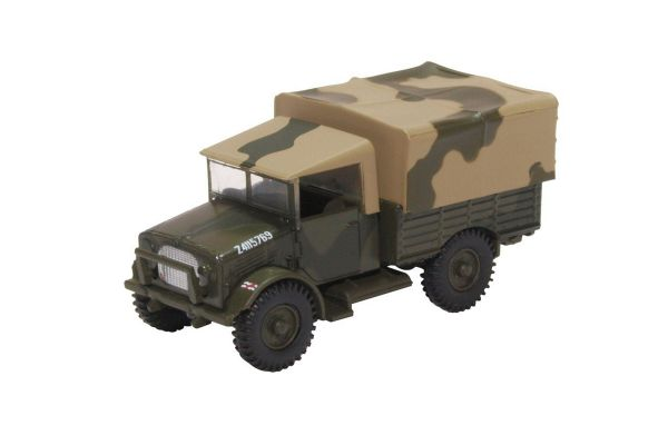 OXFORD 1/76scale Bedford MWD 2 Corps 1/7th Middlesex Reg France 1940  [No.OX76MWD007]