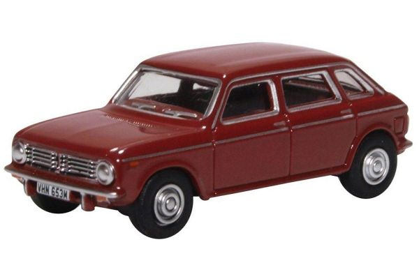 OXFORD 1/76scale Austin Maxi Damask Red  [No.OX76MX002]