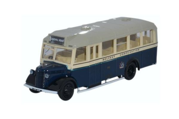 OXFORD 1/76scale Bedford OWB Belfast  [No.OX76OWB013]