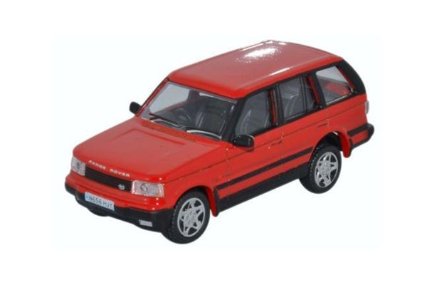 OXFORD 1/76scale Land Rover P38 Rioja Red  [No.OX76P38001]