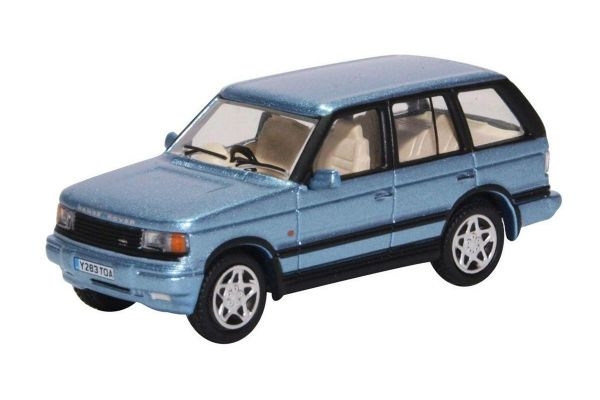 OXFORD 1/76scale Range Rover P38 Monte Carlo Blue  [No.OX76P38002]