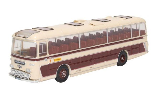 OXFORD 1/76scale Plaxton Panorama A. Timpson & Sons Ltd Bus  [No.OX76PAN008]