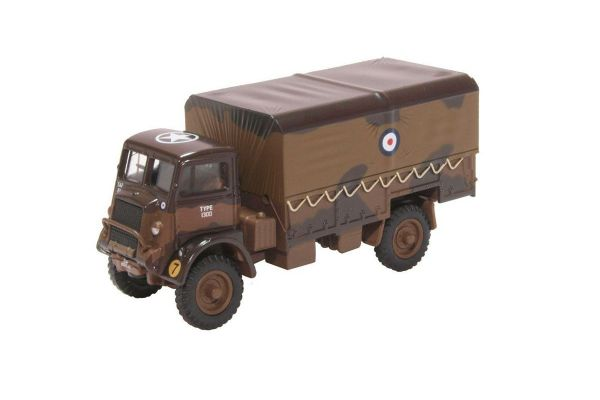 OXFORD 1/76scale Bedford QLD RAF 2nd Tactical A F -84 Grp1944  [No.OX76QLD007]