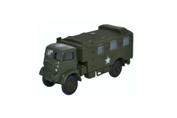 OXFORD 1/76scale Bedford QLR 79th Armoured Division NWE 1944  [No.OX76QLR002]