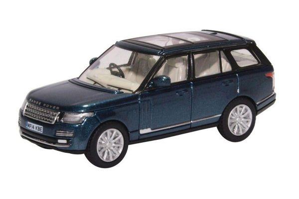 OXFORD 1/76scale Range Rover Vogue 2013 Aintree Green Metallic  [No.OX76RAN005]