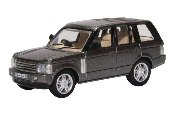 OXFORD 1/76scale Range Rover 3rd Generation Bonatti Grey  [No.OX76RR3001]