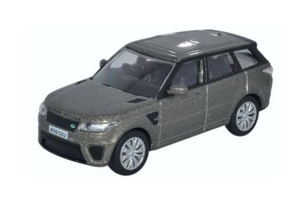 OXFORD 1/76scale Range Rover Sports SVR Kaikoura Stone  [No.OX76RRS002]