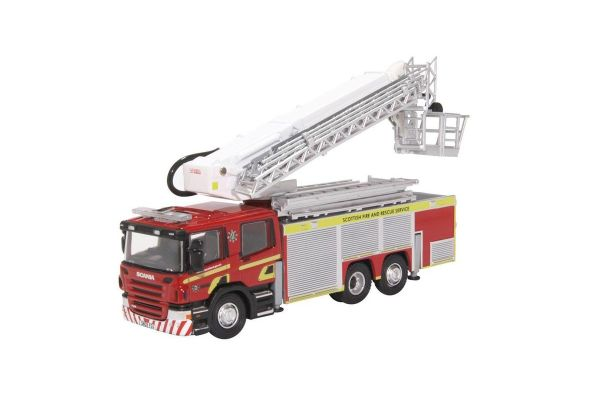 OXFORD 1/76scale Scania ARP Scottish Fire & Rescue  [No.OX76SAL006]