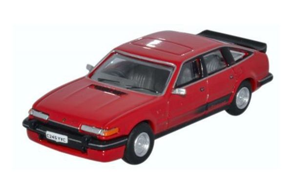 OXFORD 1/76scale Rover SD 1 3500 Bites Targa Red  [No.OX76SDV001]