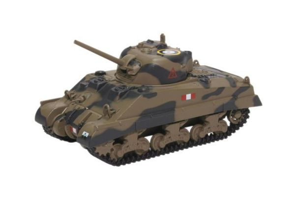 OXFORD 1/76scale Sherman Tank Mk III Royal Scots Greys Italy 1943  [No.OX76SM002]