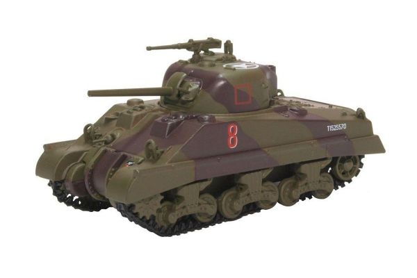 OXFORD 1/76scale Sherman MKII 18 Arm.reg -4th Nz Arm.brg.italy 1944  [No.OX76SM003]