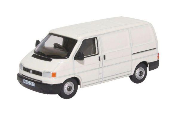 OXFORD 1/76scale VW T4 Van Grey White  [No.OX76T4002]