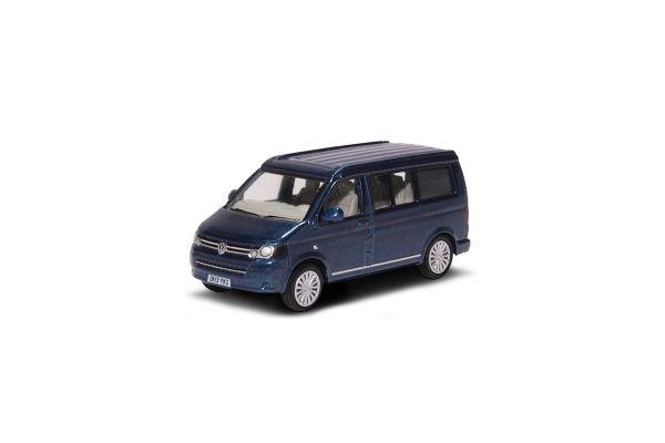 OXFORD 1/76scale VW T5 California Camper Metallic Night Blue  [No.OX76T5C001]