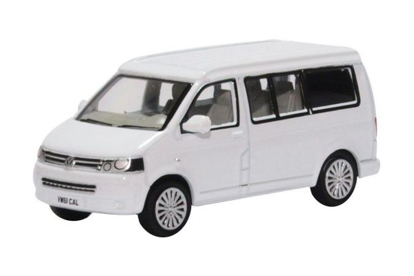 OXFORD 1/76scale VW T5 California Camper Candy White  [No.OX76T5C002]