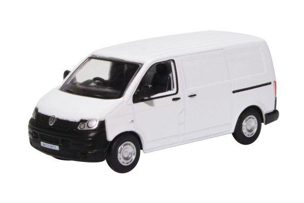 OXFORD 1/76scale VW T5 Van White  [No.OX76T5V002]