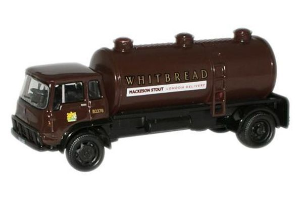 OXFORD 1/76scale Bedford TK Tanker Whitbread  [No.OX76TK007]
