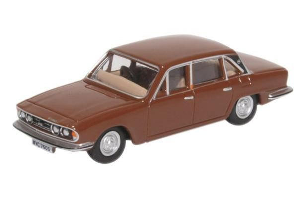 OXFORD 1/76scale Triumph 2500 Russet Brown  [No.OX76TP005]