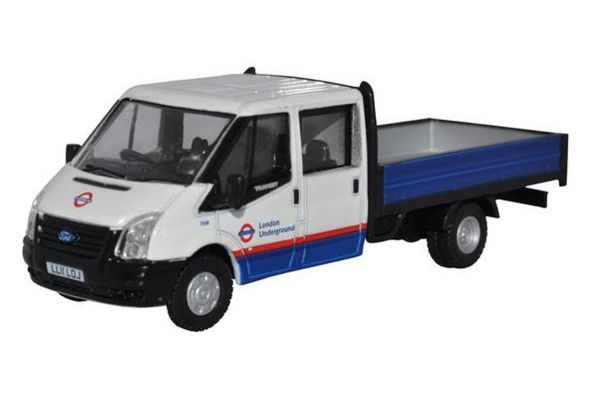 OXFORD 1/76scale Ford Transit Dropside London Underground  [No.OX76TPU003]