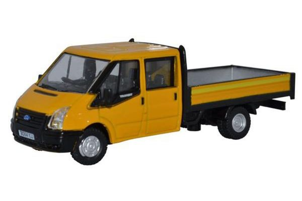 OXFORD 1/76scale Ford Transit Mk5 Dropside Highway Maintenance  [No.OX76TPU004]