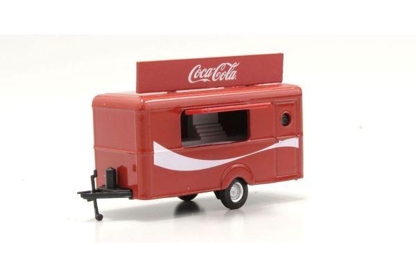 OXFORD 1/76scale Mobile Trailer Coca-Cola  [No.OX76TR015CC]