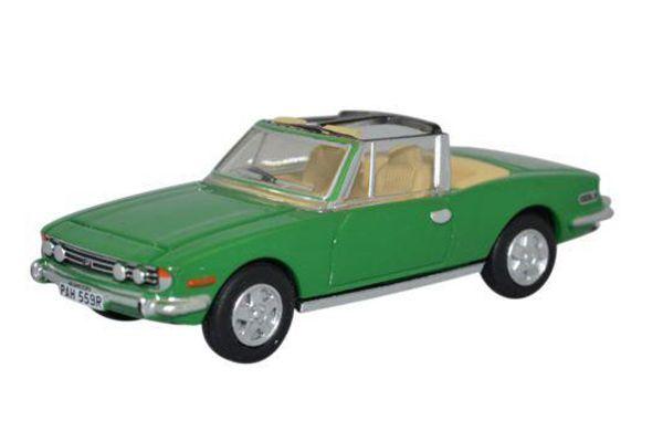 OXFORD 1/76scale Triumph Stag Java Green  [No.OX76TS002]