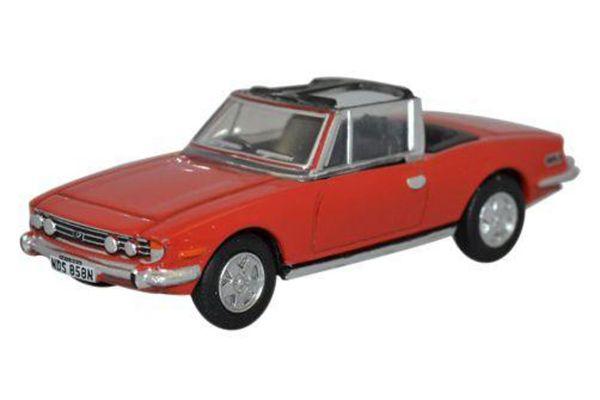 OXFORD 1/76scale Triumph Stag Pimiento Red  [No.OX76TS003]