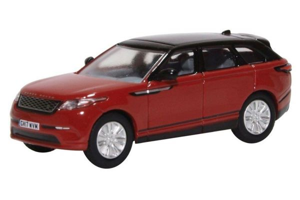 OXFORD 1/76scale Range Rover Velar Firenze Red  [No.OX76VEL001]
