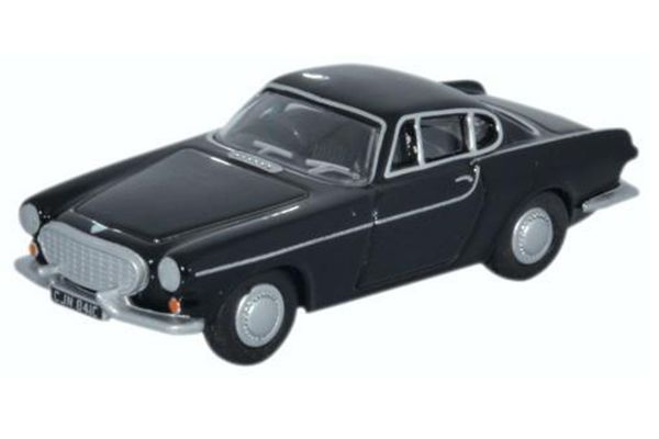 OXFORD 1/76scale Volvo P1800 Black  [No.OX76VP003]