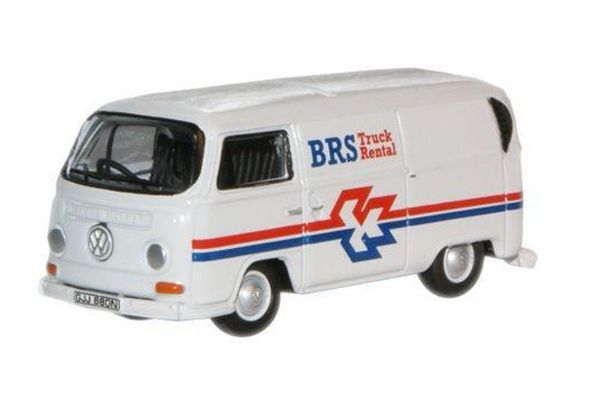 OXFORD 1/76scale BRS Rental VW Bay Window Van  [No.OX76VW018]