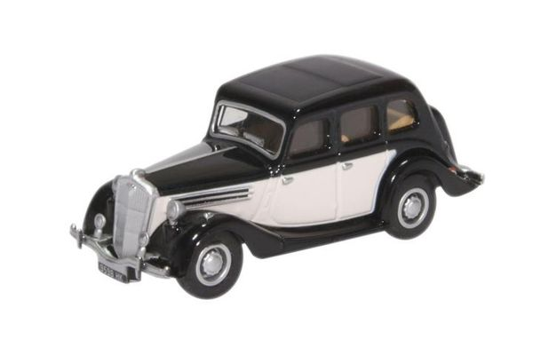 OXFORD 1/76scale Wolseley 18/85 Black/Ivory  [No.OX76WO005]
