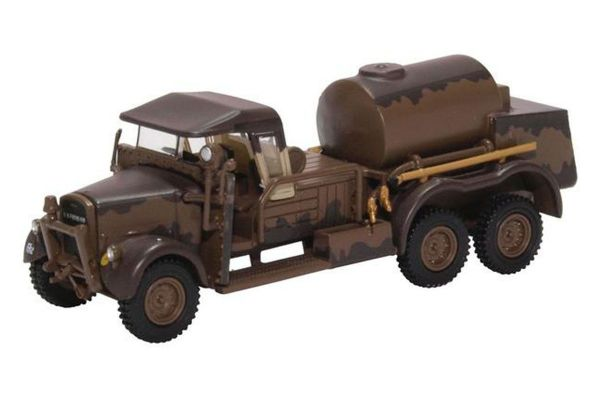 OXFORD 1/76scale Ford WOT1 Crash Tender Mickey Mouse (Scampton)  [No.OX76WOT001]