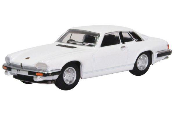 OXFORD 1/76scale Jaguar XJS White (The Saint)  [No.OX76XJS006]