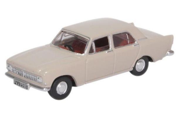 OXFORD 1/76scale Ford Zephyr Purbeck Grey  [No.OX76ZEP010]