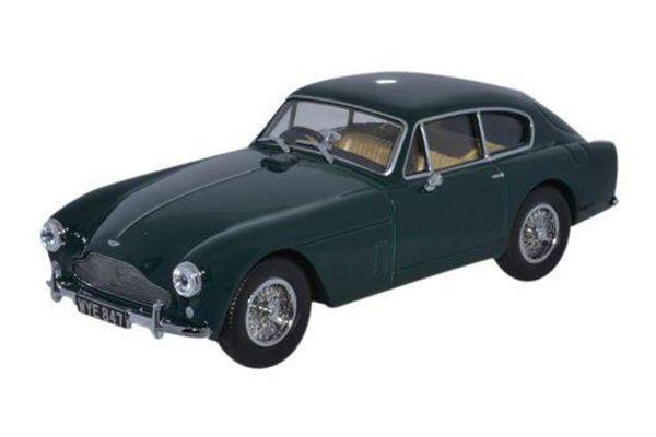 OXFORD 1/43scale Aston Martin DB2 MkIII Saloon British Racing Green  [No.OXAMDB2001]