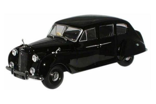 OXFORD 1/43scale Black Austin Princess (Early)  [No.OXAP001]