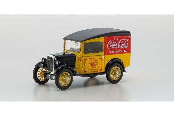 OXFORD 1/43scale Austin Seven Van Coca Cola  [No.OXASV008CC]