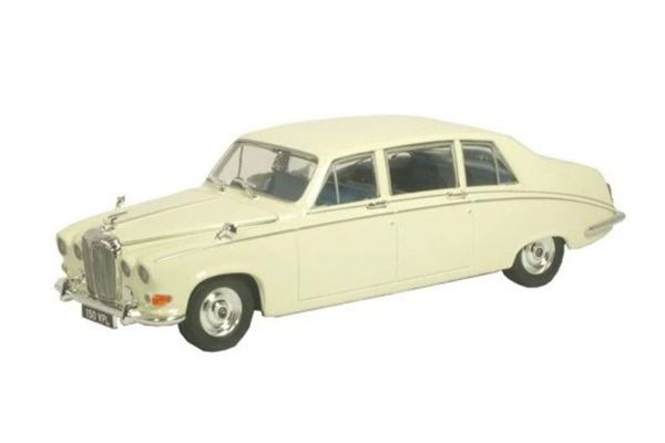 OXFORD 1/43scale Daimler DS420 Old English White  [No.OXDS001]