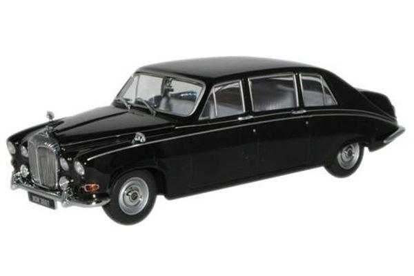 OXFORD 1/43scale Black Daimler DS420 Limousine  [No.OXDS006]