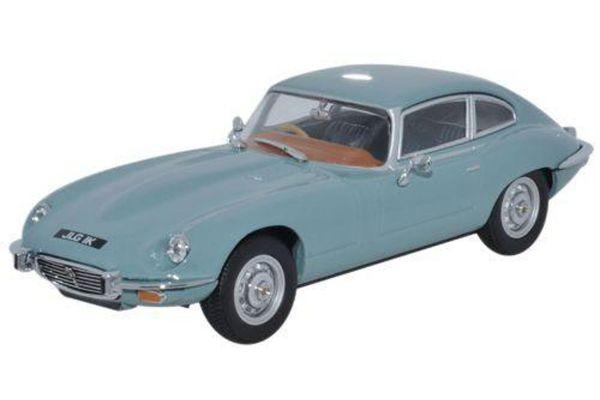 OXFORD 1/43scale Jaguar V12 Light Blue  [No.OXJAGV1201]