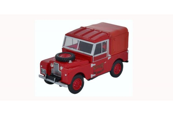 OXFORD 1/43scale Land Rover Series 1 88