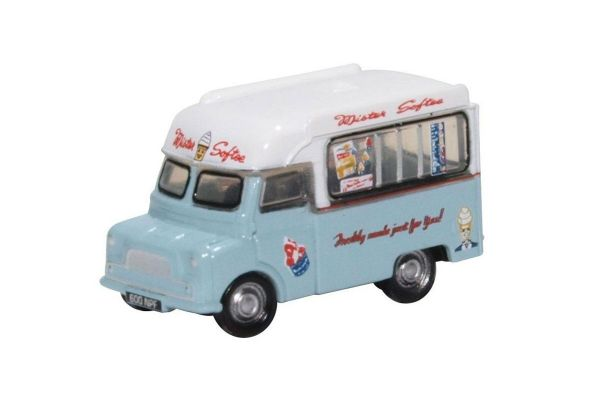 OXFORD 1/148scale Bedford CA Ice Cream Van Mr Softee  [No.OXNCA021]