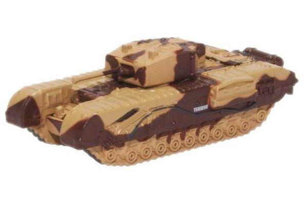 OXFORD 1/148scale Churchill Tank Kingforce  [No.OXNCHT001]