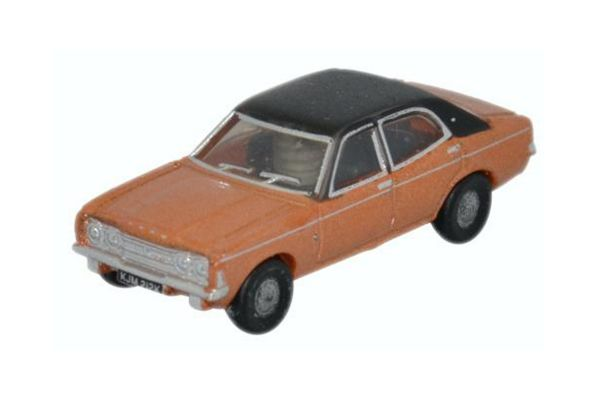 OXFORD 1/148scale Ford Cortina Mk III Gold [No.OXNCOR3001]