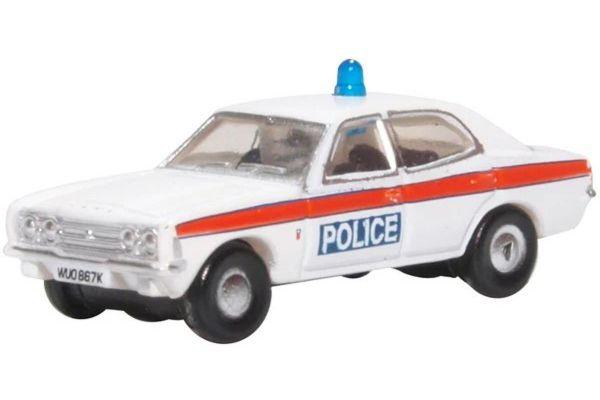 OXFORD 1/148scale Ford Cortina MkIII Devon & Cornwall Police  [No.OXNCOR3004]