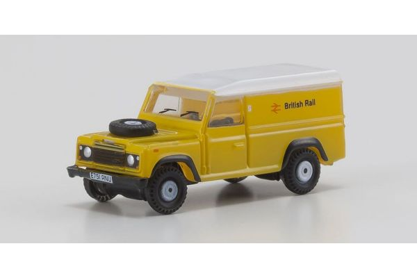 OXFORD 1/148scale Land Rover Defender LWB Hard Top British Rail   [No.OXNDEF007]