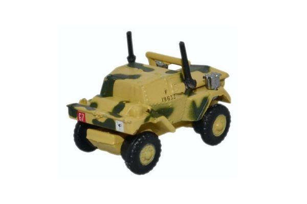OXFORD 1/148scale Daimler Dingo 23rd Armored Brigade [No.OXNDSC001]