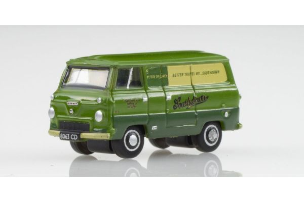 OXFORD 1/148scale Ford 400E Van Southdown  [No.OXNFDE008]