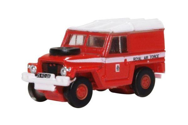 OXFORD 1/148scale Land Rover Lightweight RAF (red Arrows)  [No.OXNLRL003]