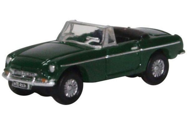 OXFORD 1/148scale MGB Roadster British Racing Green  [No.OXNMGB003]